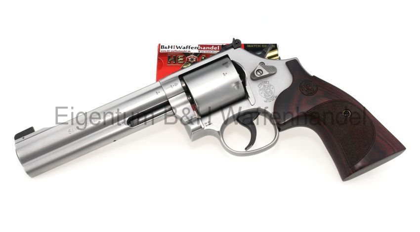 Smith & Wesson 686 International 6 Zoll