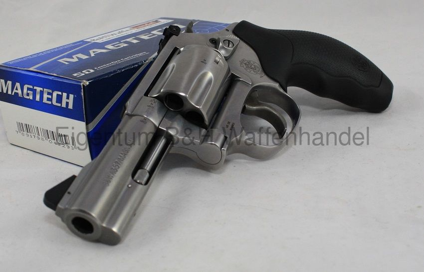 Smith & Wesson Mod. 60 3 Zoll