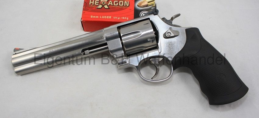 Smith & Wesson 629 Classic 6,5 Zoll