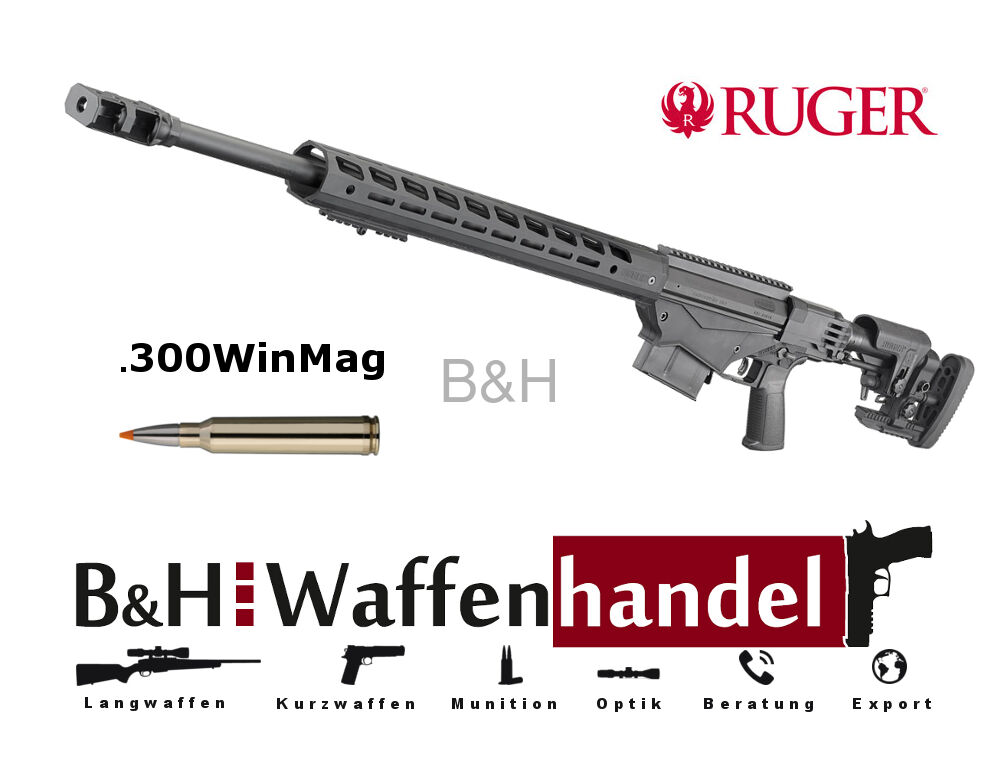 "Ruger Precision Rifle Magnum GEN. III 26"" / 660mm RPR"