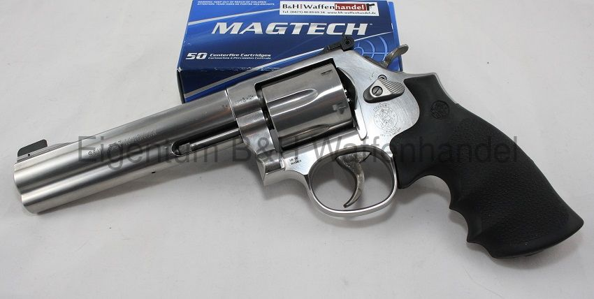 Smith & Wesson 686 6 Zoll
