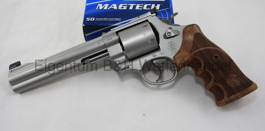 Smith & Wesson 629 Match Master