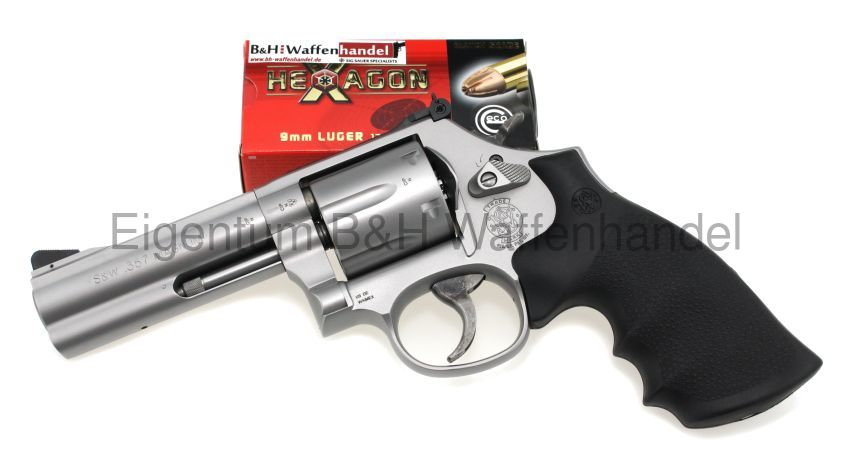 Smith & Wesson 686 Security Special 4 Zoll