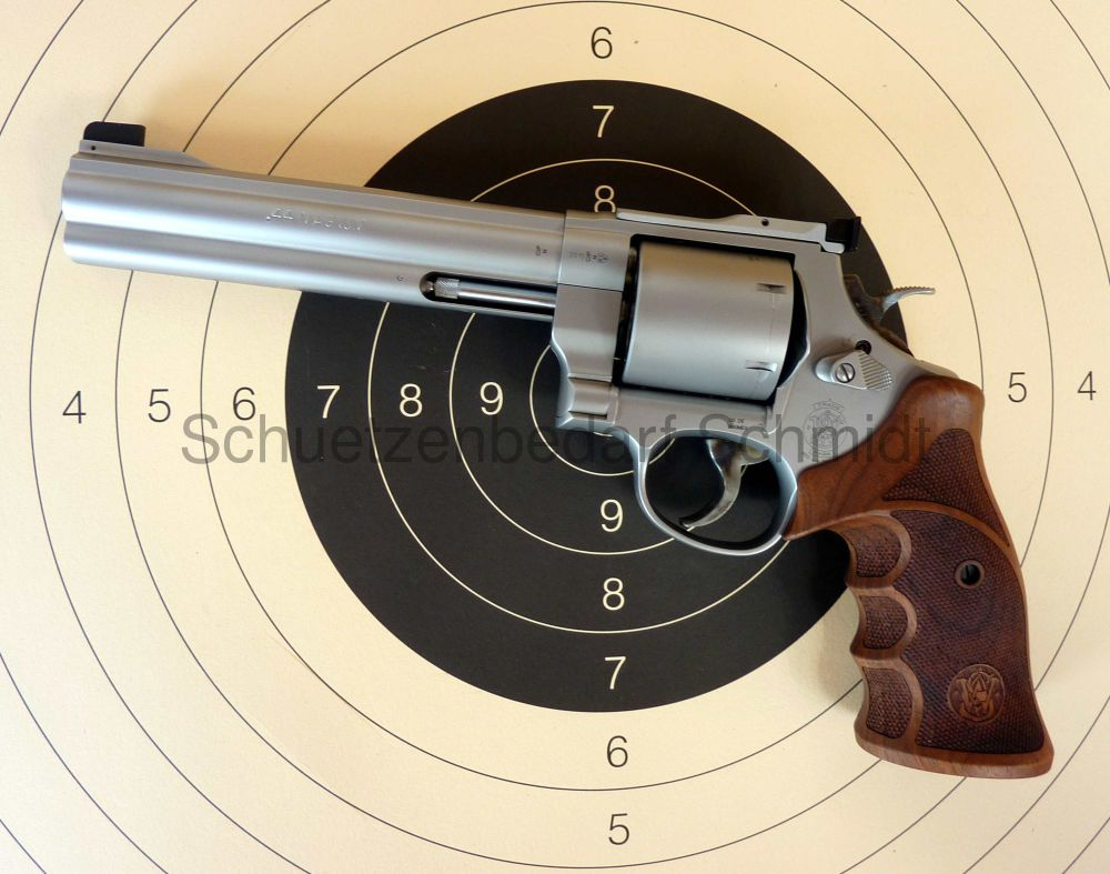 Smith & Wesson 629 Classic Champion