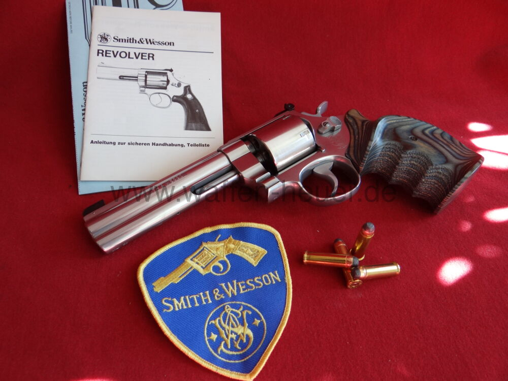 Smith & Wesson 627-1