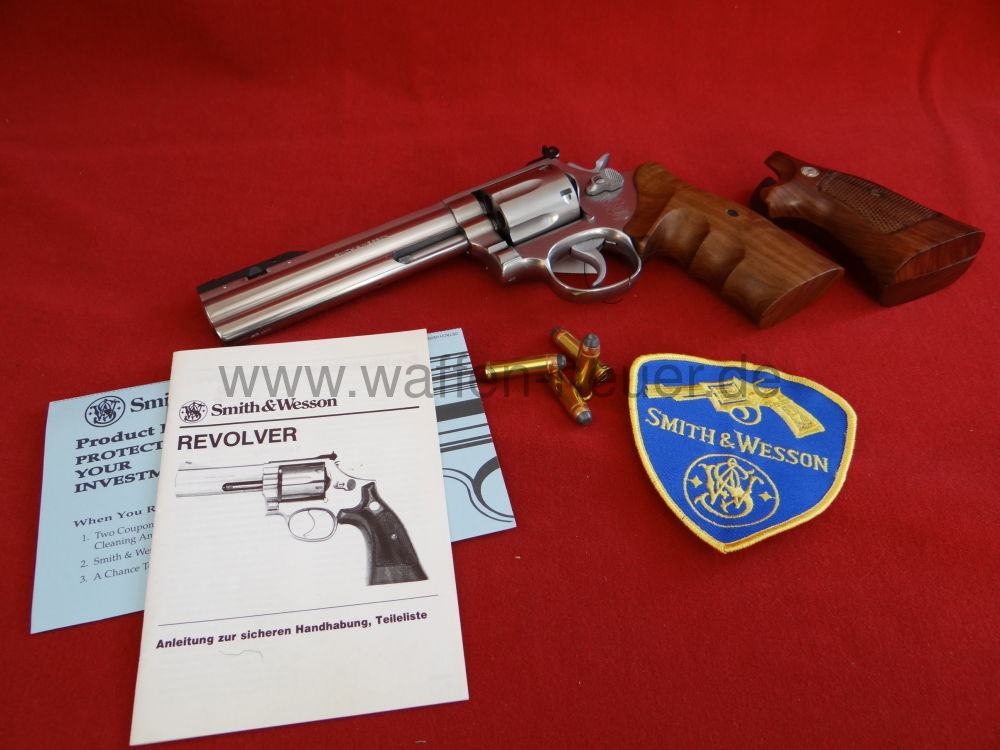 Smith & Wesson 686-3 Practical Champion