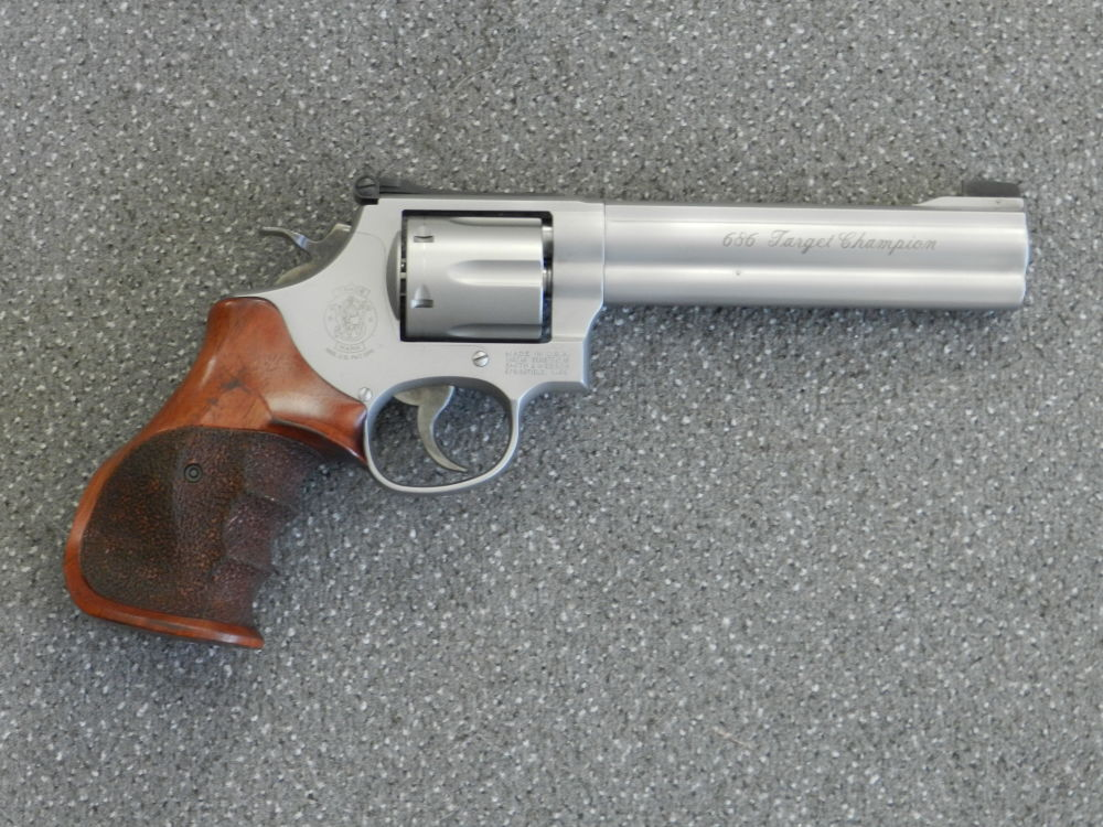 SMITH & WESSON S&W Mod 686-5 TARGET CHAMPION