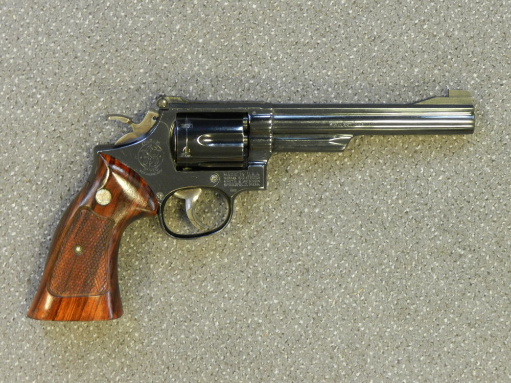 SMITH & WESSON S&W Mod. 19-3