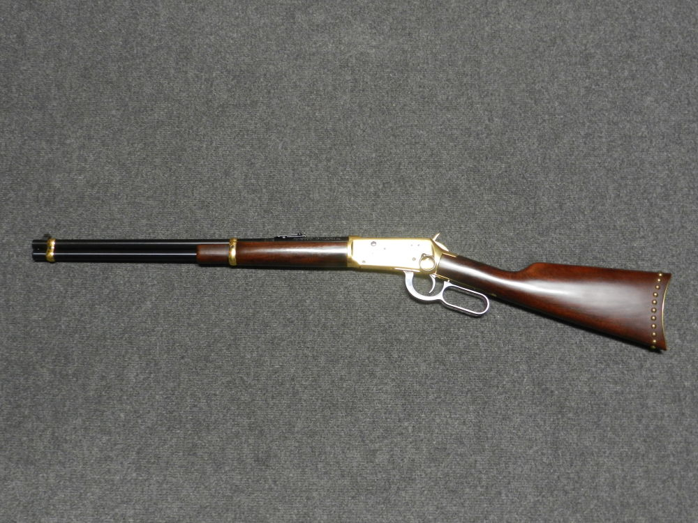 Winchester  94 Commemorative Yellow Boy Indian Carbine Kaliber 30-30 Winchester
