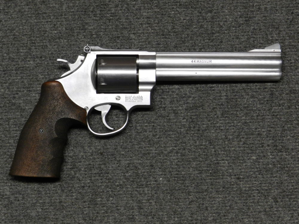 S&W SMITH &WESSON 629-4 EURO MAGNUM