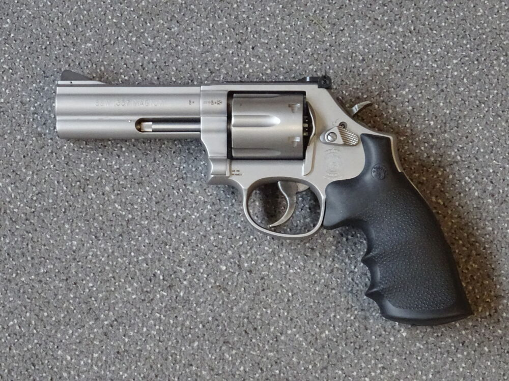 SMITH & WESSON S&W 686-6 SECURITY SPECIAL