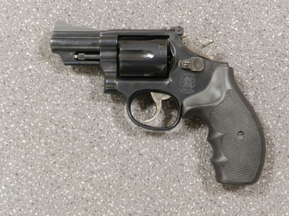 SMITH & WESSON S&W MOD 19-7