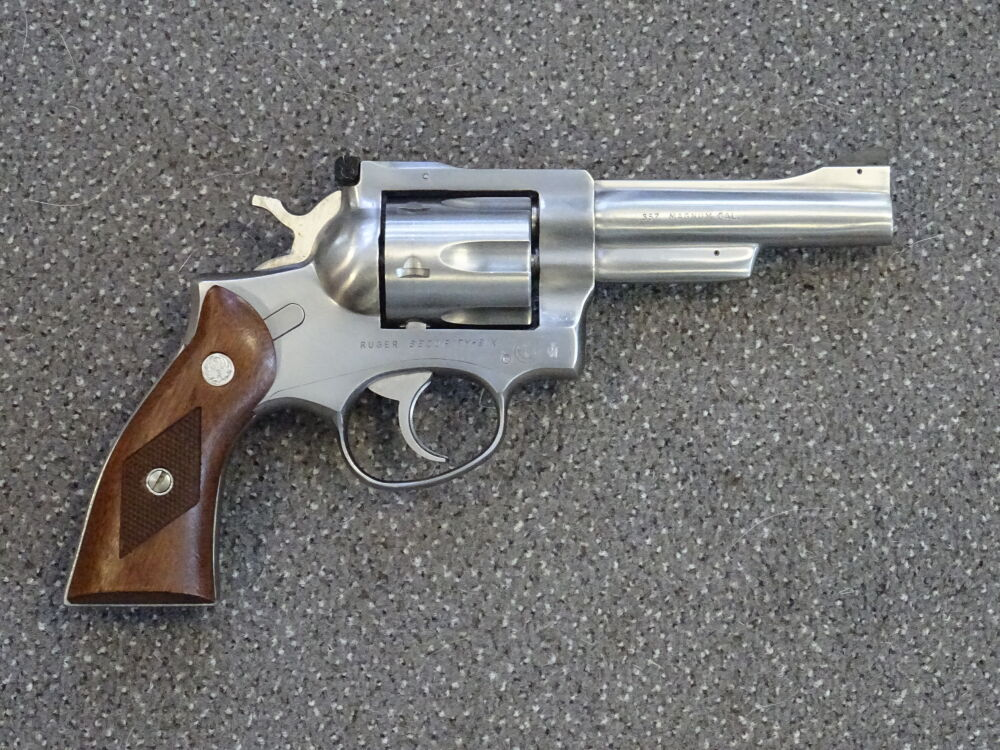 RUGER GD 34 SECURITY SIX