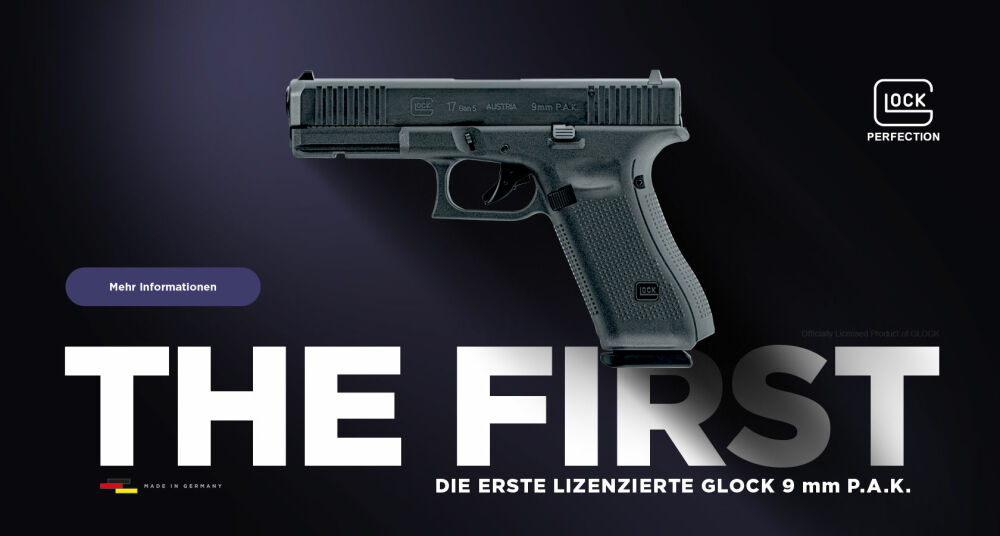 NEUHEIT !! GLOCK 17 Gen5 First Edition