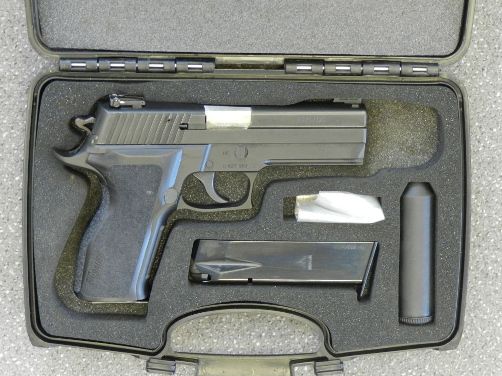SIG SAUER P 226 LDC MADE IN GERMANY !!