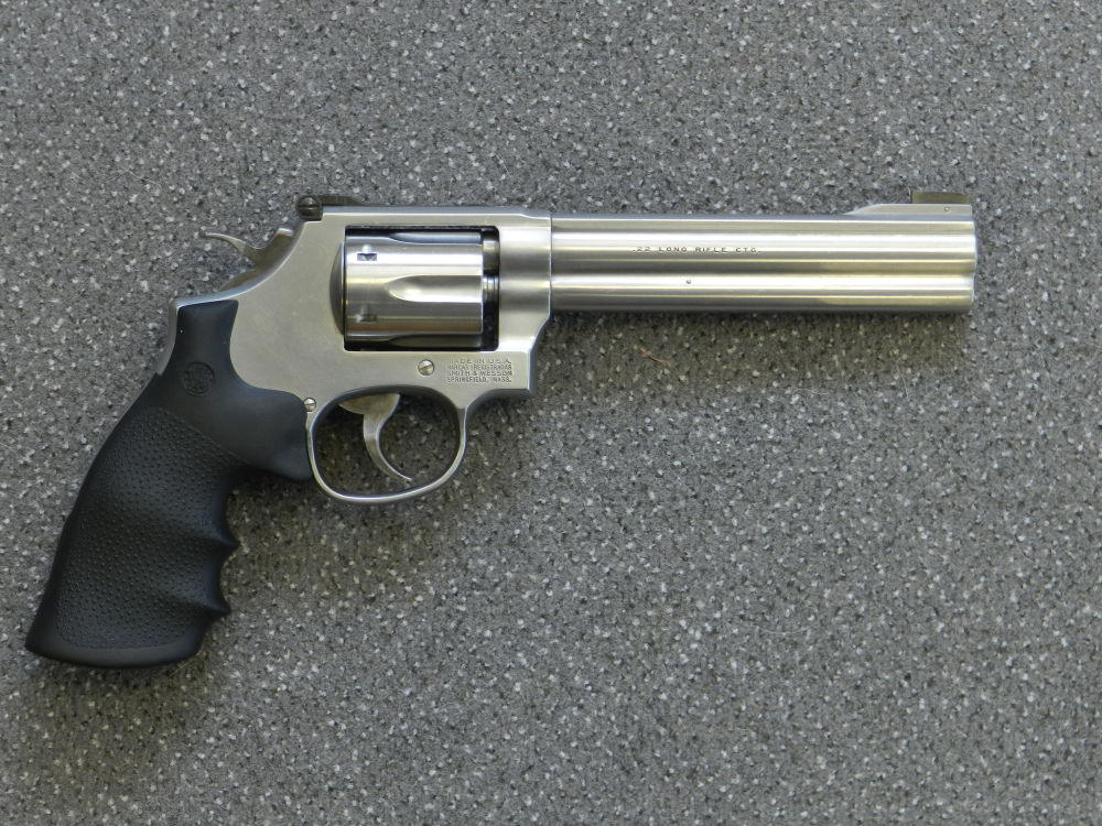 SMITH & WESSON S&W Mod 617-3
