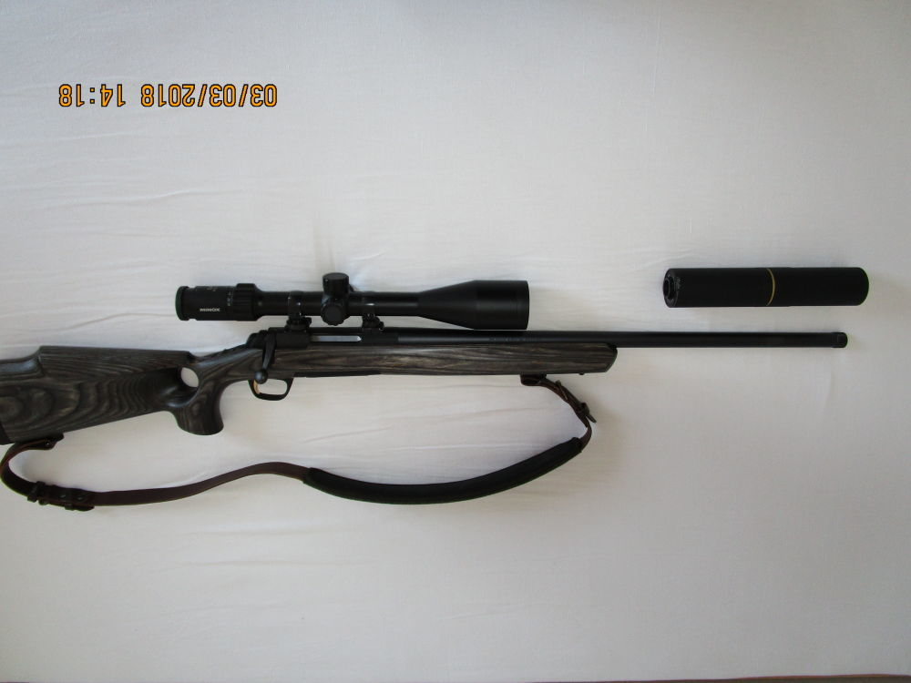 Browning X-Bolt Varmint Eclipse