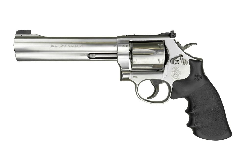 SMITH & WESSON Mod. 686 -6'   TGT-Hahn&Abzug
